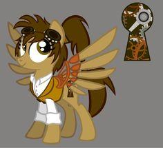 Abby Sprocket - Pony OC by ~Whgoops on deviantART