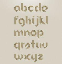 Origram font on designshack.net