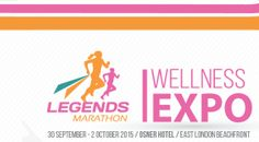2015 sees the launch of the Legends Marathon Wellness Expo, to be held over three days, between 28 September and 02 October 2015, at the Osner Hotel, East London Beachfront, and sets the stage for the Legends Marathon 2015.  The venture is in partnership with Kat Leisure, who is the marathon's Expo and accommodation partner.  The event will attract athletes, families and friends to the precinct whose capacity is just under 4000.  In the third installment of the Legends Marathon events, it is…