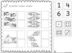16 best Arbeitsblätter Vorschule images on Pinterest   Preschool ...