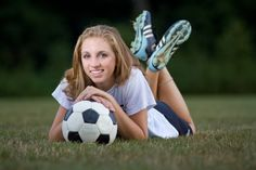 Soccer picture ideas...make sure net is in the background
