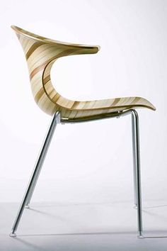 Simple And Sleek Modern Wooden Chairs Design Home Furniture