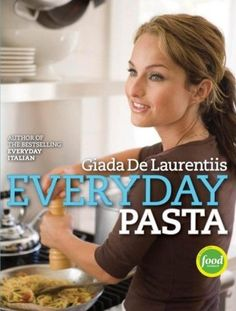 Great book, especially if you love pasta!!