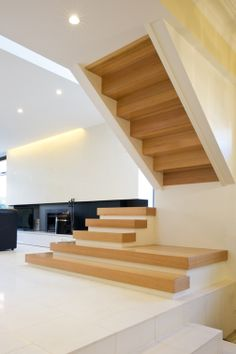 Feature | Contrast | Victorian Ash | Stained | Plaster | Landings | Striking | Light | Architecture | Design