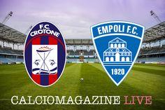 Crotone-Empoli le dichiarazioni degli allenatori nel pre-partita