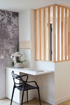 Scandinavian style: ideas & inspiration for spaces - New Deko Sites Scandinavian Style, Sweet Home, Piece A Vivre, Decoration, Divider, Living Room, Inspiration, Design, Furniture