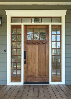 Whether at home or at the office, cleaning doors is important. After all, doors are busy portals. Doors can also serve as breeding grounds for germs. Home Improvement Projects, Home Projects, Home Renovation, Home Remodeling, San Diego, Vertical Siding, Wood Front Doors, Entry Doors, Barn Doors
