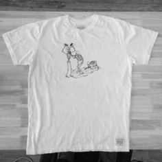 Way Bad Skeleton Party T-Shirt