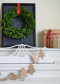Holiday Decorating In My Neutral Palette Home