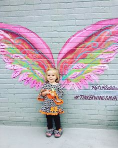 Cute little angel laughs at TINKERS, the best gift store in Richmond Virginia. Have your photo taken at our angel wing Mural by Kate Khalilian. Popcorn Shop, Angle Wings, Murals Street Art, Best Baby Gifts, Home Decor Store, Furniture Restoration, Gift Store, Cool Furniture, Wall Murals