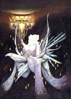 "dressrehearsalrag: "" Toshiaki Kato, Angelic Symphony """