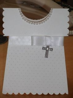 Christening card by sniggle - Cards and Paper Crafts at Splitcoaststampers
