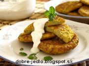 Dobré jedlo: Ovsené placky s brokolicou - recepty na dobré jedlo Baked Potato, Potatoes, Baking, Ethnic Recipes, Food, Patisserie, Potato, Bread, Bakken