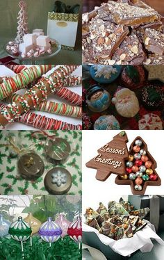 Christmas Candy ~ On Fire For Handmade Style by Vintage Hare