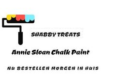 Annie Sloan Chalk Paint bestellen  morgen in huis Annie Sloan Chalk Paint, Painting, Painting Art, Paintings, Drawings