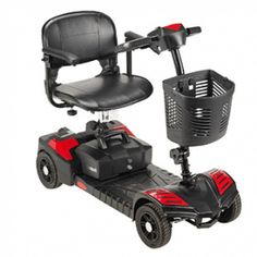 Drive Medical Scout Compact Travel Power Scooter, 4 Wheel at Lowe's. The Scout transportable scooter combines easy and convenient mobility with superior value. The Scout is compact, lightweight and easy to Electric Scooter With Seat, Electric Trike, Honda Ruckus, Triumph Motorcycles, Custom Motorcycles, Mopar, Motocross, Chopper, Lamborghini