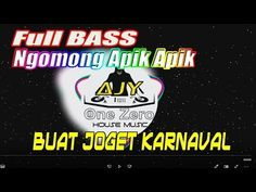 DJ Ngomong Apik Apik Full Bass kalem Woofer - YouTube Dj Sound, Bass, Audio, Youtube, Musica, Flat, Youtubers, Youtube Movies, Double Bass