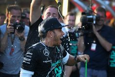9 wins this season. And have wrapped up the constructors with 3 races to go. Lewis Hamilton, F 1, Mercedes Amg, To Go, Racing, Seasons, Lace, Seasons Of The Year