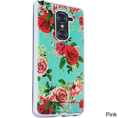 Encase your mobile device in this ZTE ZMAX Pro Z981 case to protect it. This strong case is made of durable materials and features a vividly colored brushed 3D image. This protective case is made of q