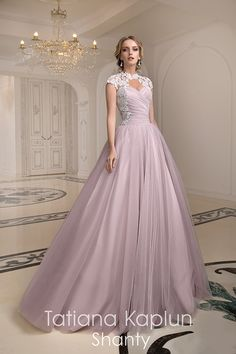 Cвадебные платья российского дизайнера Татьяны Каплун