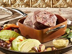 Cool And Contemporary corned beef and cabbage crock pot recipes just on kios melati recipes ideas Carbs In Cabbage, Corn Beef And Cabbage Soup, Cabbage Slow Cooker, Slow Cooker Corned Beef, Cabbage And Potatoes, Beef And Potatoes, Cabbage Recipes, Chef Recipes, Crockpot Recipes