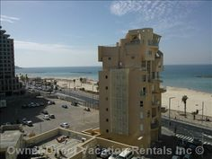 Beautiful sea view and prime location in this studio vacation apartment in Tel Aviv, Israel