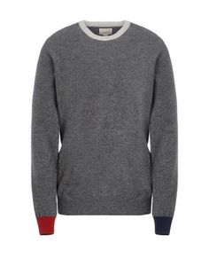 Another staple on Dimitriì's wish list: a grey jumper by #BANDOFOUTSIDERS. #hauteholidays