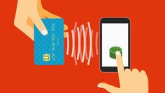 The digital wallets make it easier for users to make payment for the products or services purchased using their mobile devices.