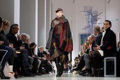 Akris an der Paris Fashion Week: Albert Kriemlers neue Kollektion Fashion Week Paris, Paris Ville, Art Moderne, Model, Beauty, Dresses, Design, Cubism, Parisian Style