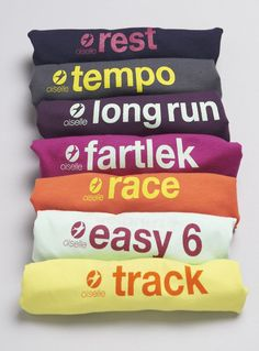 Rundies - For the quirky runner.