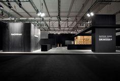 Gaggenau stand at EUROCUCINA 2012 by eins:33, Milan exhibit design
