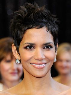 Hair and Makeup: Halle Berry
