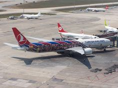 Turkish Airlines FC Barcelona Decal