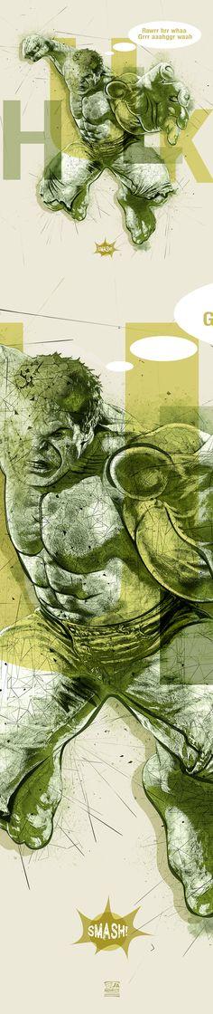 Hulk by janovelty