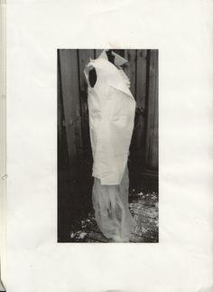 The White Series: Alessandra Parolin