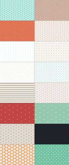 16 Abstract Patterns