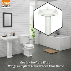 Nowadays everybody is keen in selection of sanitary wares for the various rooms in the house. Quality sanitarywares always help you create the desired look in the house.