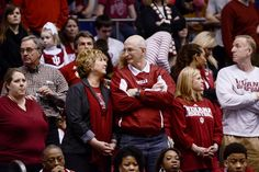 Steve and Lori Zeller have raised 3 basketball all-stars, including Cody (aka The Big Handsome). What's their secret to being supportive parents? Inside Magazine, Iu Hoosiers, College Basketball, All Star, Indiana, Parents, Handsome, Stars, Big