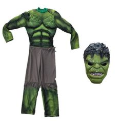 Hulk Costumes for Kids Clothing Decorations Supplies
