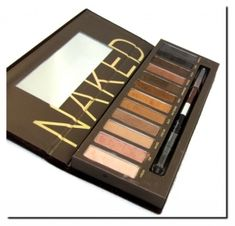 Urban Decay Naked Palette by Selkie~gal