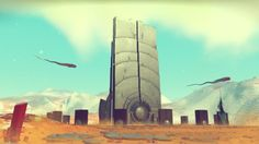 No Man's Sky: immagini e video dai Game Awards 2014 e dal PlayStation Experience
