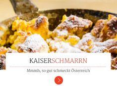 Kaiserschmarrn Rezepte aus Österreich