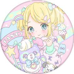 Manamoko - Badges  - PHOOEY SHOP
