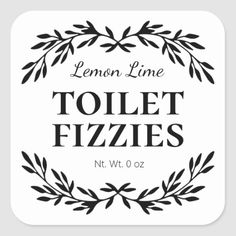 Black Vintage Relaxing DIY Bath Salt Labels | Zazzle.com Diy Lotion, Lotion Bars, Diy Bath Salt Labels, Homemade Laundry Detergent, Liquid Hand Soap, Linen Spray, Hand Sanitizer, Custom Stickers, Simple