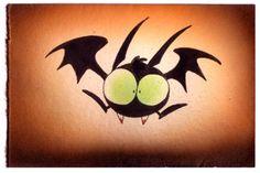 Halloween Bat by yooki42.deviantart.com on @deviantART