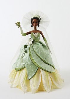 Tiana | Disney To Release Limited Ed. Princess Tiana Doll