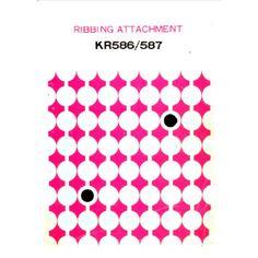 Link to download - Brother KR586-KR587 Ribber User Guide