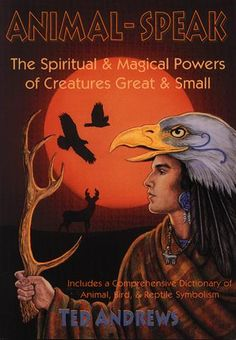 This book helped me learn more about my encounters with my own spirit guide, the crow.