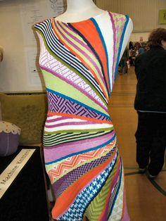 short rows. partial knitting