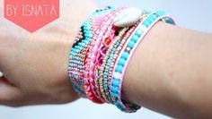 DIY | Do it yourself | By Isnata: DIY : Le Bracelet Hipanema